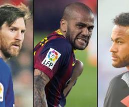 Exfutbolistas del Barcelona apoyan a Messi contra la directiva