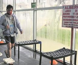 Regresan jóvenes a espacios deportivos en el Edomex bajo esquema de nueva normalidad