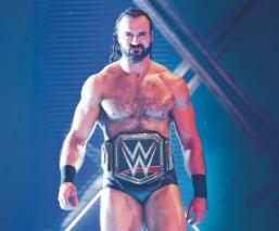 Drew McIntyre defenderá por séptima vez el título de la WWE, pero Randy Orton va con todo