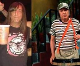 El 'Chavo del 8 metalero argentino', si existe y causa sensación en redes sociales