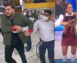 Paul Stanley VS Lambda García y otras peleas que ha dejado el programa 'Hoy'
