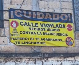 Covid-19 redujo percepción de inseguridad en varias ciudades de la República Mexicana