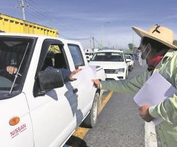 Habitantes del Edomex exigen eliminar cobro de la caseta Toluca-Atlacomulco