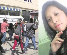 Piden justicia para Diana Esmeralda, fue asesinada en el Estado de México