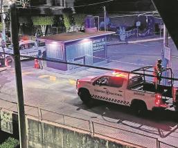 Sicarios acribillan a 'El Oso' en Morelos, lo sorprenden platicando