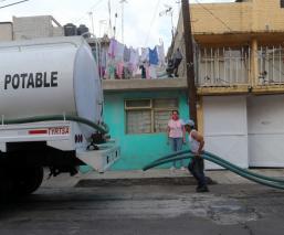 Suspenderán suministro de agua en 12 colonias de Nezahualcóyotl, ésta es la lista completa