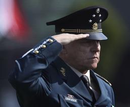 Todo lo que se sabe respecto a la detención y audiencia del general Salvador Cienfuegos