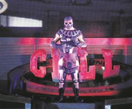 En la Arena México ya alistan fiesta de Día de Muertos