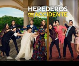 ''Herederos por Accidente 2'' estrena temporada con 13 capítulos y esto es lo que sabemos