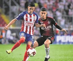 Uriel Antuna advierte sobre el cierre de Chivas en Guardianes 2020, presume a sus defensas
