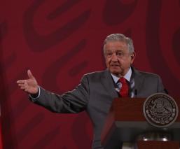 Andrés Manuel López Obrador revela el mensaje que le envió el Papa Francisco