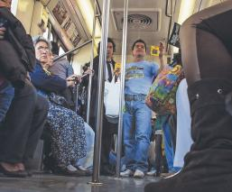 Metro CDMX expulsa al 70 % de vagoneros, por ser focos de contagio de Covid-19