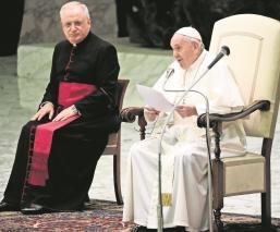 Papa Francisco avala uniones civiles entre personas del mismo sexo