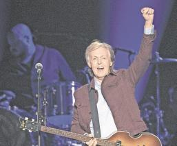 Paul McCartney lanzará disco inédito grabado durante el confinamiento