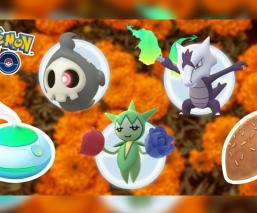 Pokémon Go conmemora el Día de Muertos, con evento gratuito y exclusivo