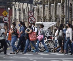 CDMX llega a las 18 semanas con semáforo naranja, emite alerta por casos de Covid-19