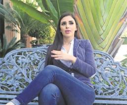 Emma Coronel, la influencer que impulsa en redes sociales empresas locales de Sinaloa