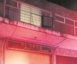 Hombre sufre ataque de esquizofrenia, se avienta por la ventana y muere en el Edomex