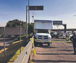 Matan a dos choferes en 4 días sobre la carretera México-Querétaro, en intento de asalto