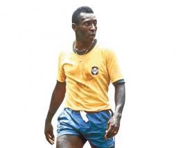 Pelé cumple 80 años, es considerado el mejor futbolista de la historia