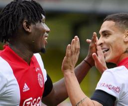 Brutal goleada del Ajax 0-13 VVV Venlo en la Eredivisie