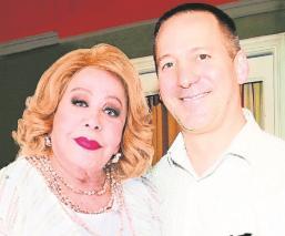 Luis Enrique Guzmán dio detalles sobre la herencia y testamento de Silvia Pinal