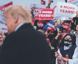Donald Trump considera 'estúpido' hacer tantos test de Covid-19, tras récord de casos