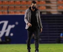 Alex Diego dejó de ser técnico del Querétaro tras la derrota ante Necaxa