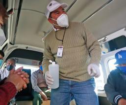 México llega a las 89 mil muertes por Covid-19, acumula 895 mil contagios