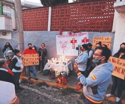 Abuelo, hijas y nieto asesinados con saña se dedicaban a la venta de comida, en Edomex