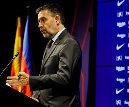 Josep María Bartomeu renuncia como presidente del Barcelona