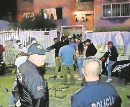 Ecatepec mantiene operativos para dispersar fiestas y evitar contagios por Covid-19
