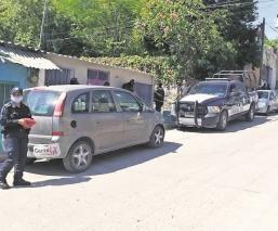 Motociclistas atacan a balazos a un hombre detrás de Palacio Municipal, en Morelos