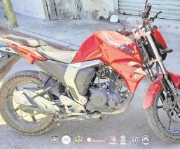 Policía detiene a hombre por robar motocicleta con violencia en Morelos