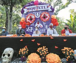 Pese a contingencia, realizarán el Festival Miquixtli de Día de Muertos en Morelos