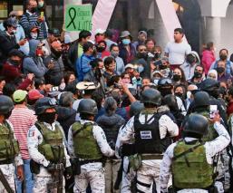 Tras multihomicidio en Ocoyoacac, pobladores exigen salida de alcaldesa