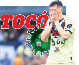 Federico Viñas dio positivo a Covid-19, se perderá el cierre del torneo