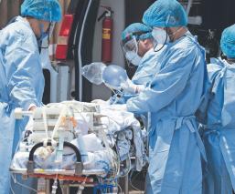 Covid-19 supera en muertes al cáncer y pronto superará a la diabetes, en México