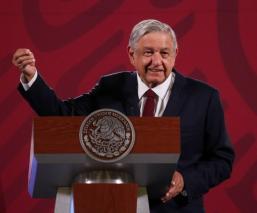 Economía de México comienza a recuperarse tras la pandemia, asegura AMLO