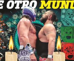 Euforia y el Terrible chocarán esta noche sobre el enlonado de la Arena México