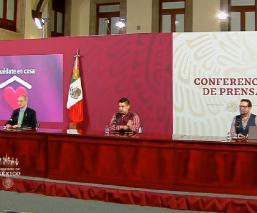 México suma 91 mil 289 muertes por Covid-19 y  918 mil casos confirmados