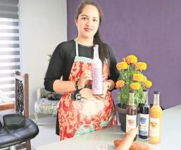 "Productora mexiquense lanza mezcal de ""dulce de camote"",  platicamos con ella"