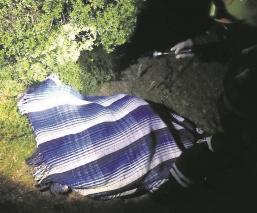 Campesino muere al ser arrastrado por un burro en Edomex, se golpeó la cabeza