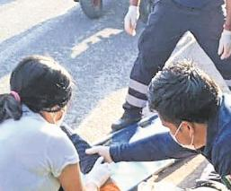 Matan a balazos a policía en Morelos, iba con su novia en una motocicleta