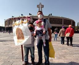Creyentes dividen opiniones sobre cierre de la Basílica de Guadalupe, esto nos dijeron