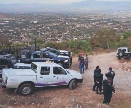 Recuperan área natural protegida de Morelos en operativo, ya habían construido un camino