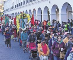 Diócesis de Atlacomulco cancela peregrinación para visitar a la Morenita del Tepeyac