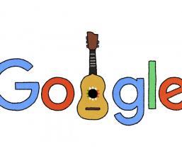 Google rinde homenaje a la música mexicana, con Doodle de Mariachi