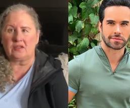 Mamá de Eleazar Gómez graba video y le manda mensajito hasta el Reclusorio Norte