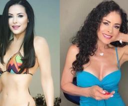 ¿Quién es Lourdes Munguía? La actriz que dejó impactada a Maribel Guardia con desnudo